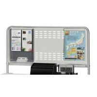 ナカキン KDS記載台用掲示ボード W900 KDSO-90B【送料無料】(代引き不可)