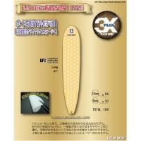 3X+PLUS クリアデッキ LFC ロング用テールデッキ含む(丸型など104枚入り)【送料無料】