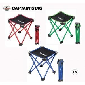 CAPTAIN STAG トレッカー マイクロイージーチェア レッド・UC-1560(代引き不可)
