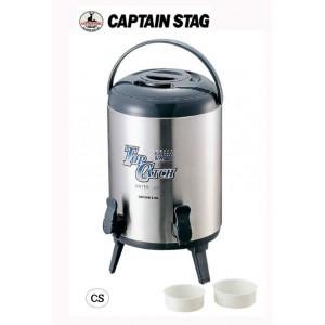 CAPTAIN STAG トップキャッチ ツインコックウォータージャグ10L M-5029(代引き不可)【送料無料】