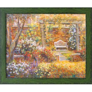 ART ロンゴ FRAMES ロンゴ パティオガーデン2 FRAMES LO-20004【送料無料】【S1 ART】, ココチヤ:e2996bd8 --- sunward.msk.ru