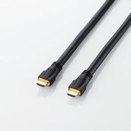 HIGH SPEED HDMIケーブルDH-HD13A100BK エレコム(代引き不可)【S1】