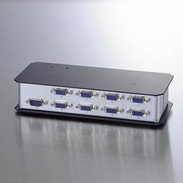 ディスプレイ分配機VSP-A8 エレコム(代引き不可)