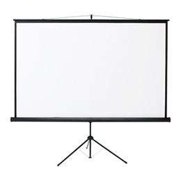 プロジェクタースクリーン(三脚式)PRS-S105 サンワサプライ(代引き不可)