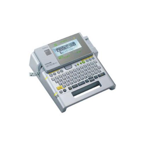 キングジム ラベルライター テプラPRO SR750 SR750 パソコン(代引不可)【送料無料】