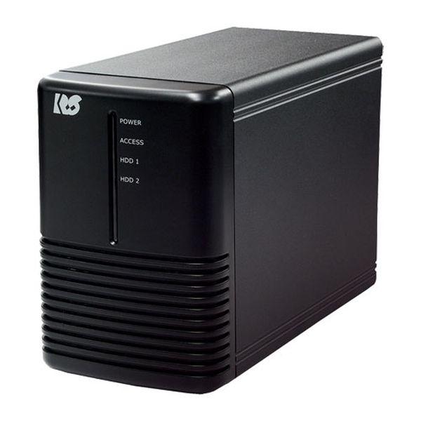 ラトックシステム USB3.1/Gen2 RAIDケース (HDD2台用・10Gbps対応) RS-EC32-U31R【送料無料】