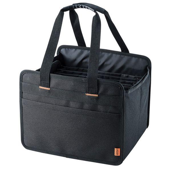 サンワサプライ らくらくタブレットPCキャリー BAG-BOX6BK【送料無料】