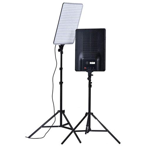 LPL LEDライトパネルプロ VLF-5400X スタンド付 L27551【送料無料】