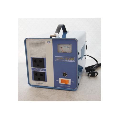 スワロー電機 受注生産のため納期約2週間電圧安定装置170~260V→100V 1500W AVR-1500E