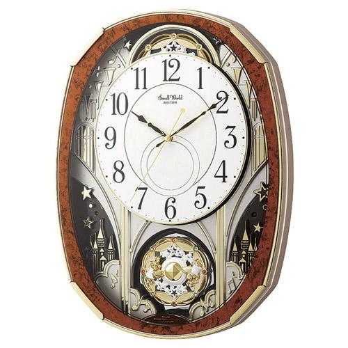 ノエル からくり電波時計 雑貨 ホビー インテリア インテリア 時計【送料無料】