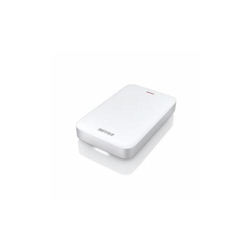 バッファロー HD-PA1.0TU3-C ミニステーション Thunderbolt&USB3.1(Gen1)/3.0対応 ポータブルHDD 1TB HD-PA1.0TU3-C【送料無料】