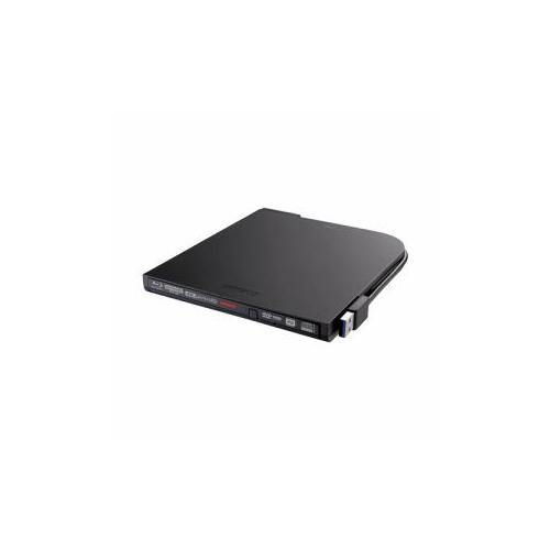バッファロー BRUHD-PU3-BK Ultra HD Blu-ray対応 USB3.0用ポータブルブルーレイドライブ スリムタイプ BRUHD-PU3-BK【送料無料】