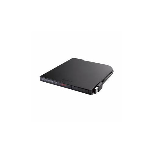 バッファロー BRXL-PT6U2V-BKD BDXL対応 USB2.0用 ポータブルブルーレイドライブ スリムタイプ BRXL-PT6U2V-BKD【送料無料】