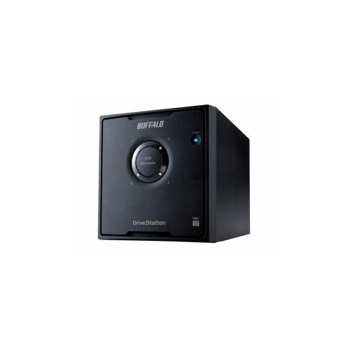 BUFFALO バッファロー 外付けHDD DriveStation HD-QL4TU3/R5J HDQL4TU3R5J パソコン ストレージ ハードディスク HDD【送料無料】