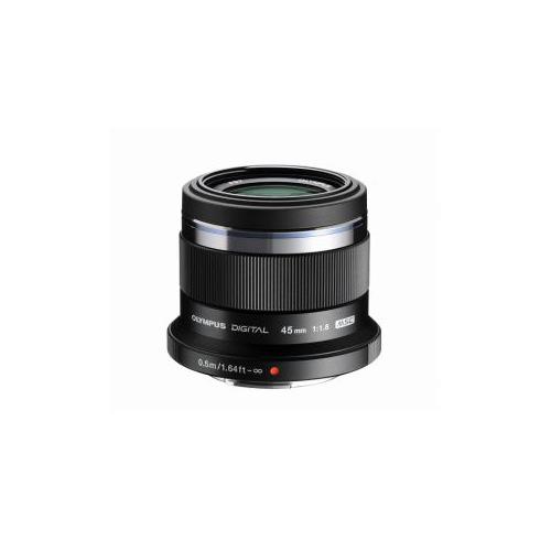 OLYMPUS 交換レンズ EZM45/F1.8BLK EZM45/F1.8BLK EZM45/F1.8BLK カメラ OLYMPUS【送料無料】