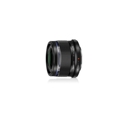 OLYMPUS レンズ M.ZUIKO DIGITAL 25mm F1.8 ブラック EZM25/F1.8 BLK EZM25/F1.8BLK EZM25/F1.8BLK カメラ OLYMPUS【送料無料】