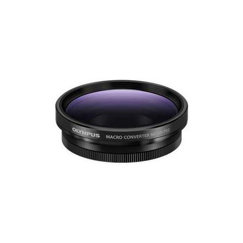 OLYMPUS マクロコンバーターレンズ MCON-P02 MCONP02 MCONP02 カメラ OLYMPUS【送料無料】
