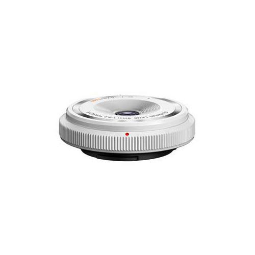 OLYMPUS フィッシュアイボディーキャップレンズ ホワイト BCL-0980WHT BCL0980WHT BCL0980WHT カメラ OLYMPUS【送料無料】