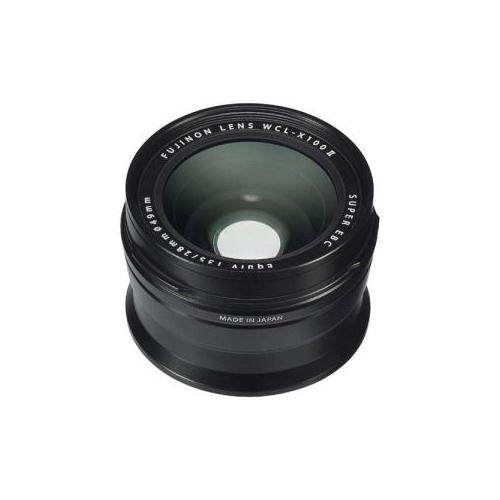 富士フイルム WCL-X100B2 ワイドコンバージョンレンズ(ブラック) WCL-X100B2 カメラ 富士フイルム【送料無料】