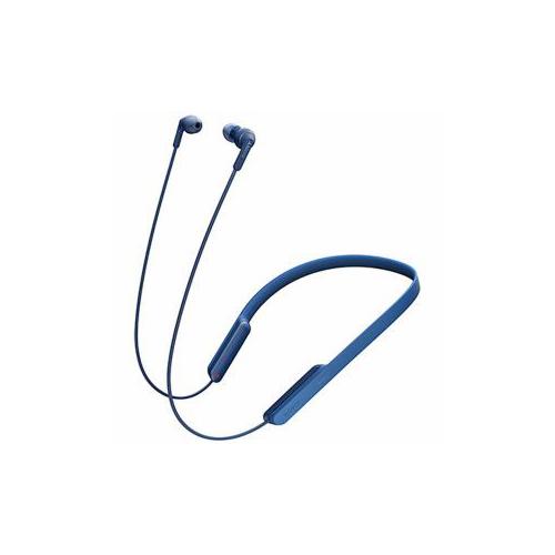 ソニー MDR-XB70BTLZ Bluetooth搭載ダイナミック密閉型カナルイヤホン(ブルー)(代引不可)