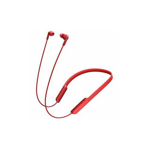 ソニー MDR-XB70BTRZ Bluetooth搭載ダイナミック密閉型カナルイヤホン(レッド)(代引不可)