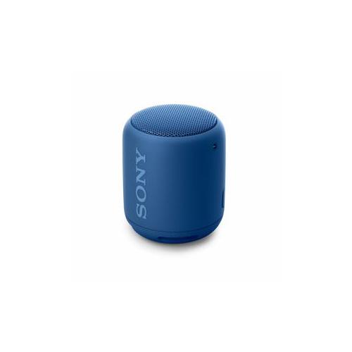 ソニー SRS-XB10-L Bluetooth対応 ワイヤレスポータブルスピーカー ブルー(代引不可)