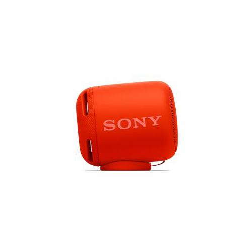 ソニー SRS-XB10-R Bluetooth対応 ワイヤレスポータブルスピーカー オレンジレッド(代引不可)