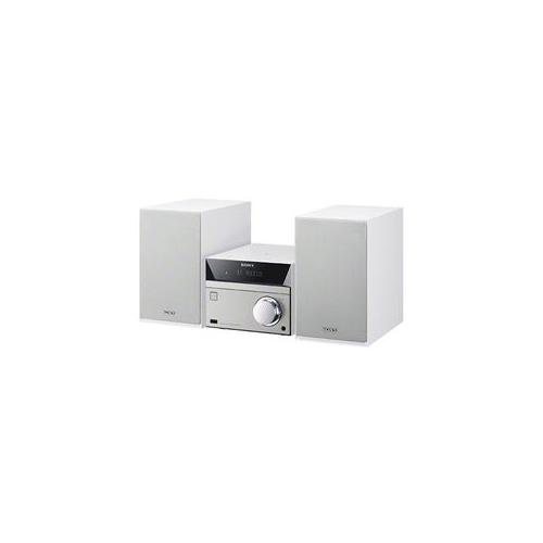 ソニー マルチコネクトコンポ (ウォークマン・CD対応) ホワイト CMT-SBT40/W(代引不可)【送料無料】