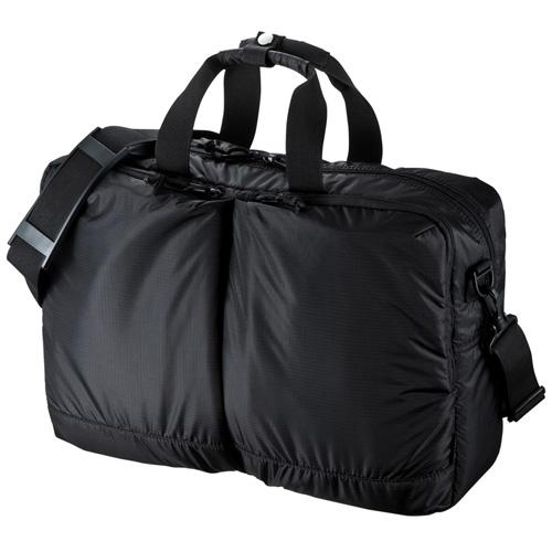 サンワサプライ 超軽量3WAYバッグ BAG-SN1BK(代引不可)