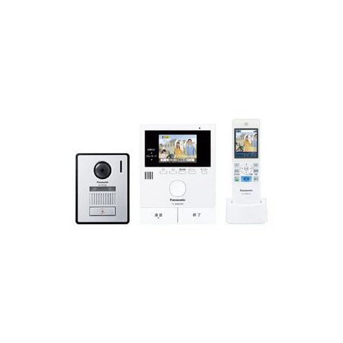 Panasonic ワイヤレスモニター付テレビドアホン 「どこでもドアホン」 VL-SWD303KL VL-SWD303KL(代引不可)【送料無料】
