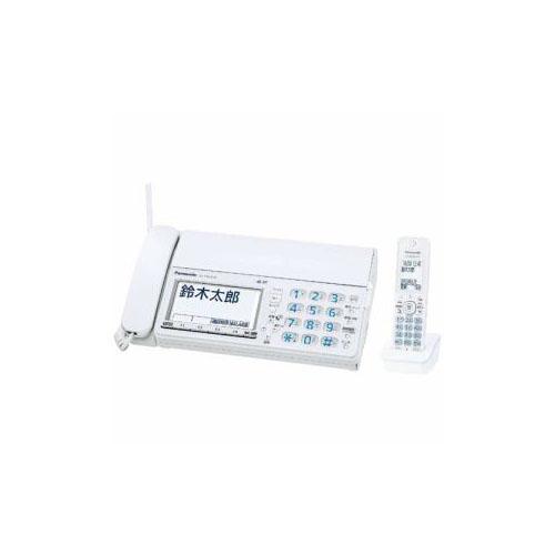 ファッション Panasonic デジタルコードレス普通紙FAX 「おたっくす」 (子機1台付き) デジタルコードレス普通紙FAX ホワイト (子機1台付き) KX-PZ610DL-W() 「おたっくす」【送料無料】, グラスマーケット:c723934c --- delipanzapatoca.com