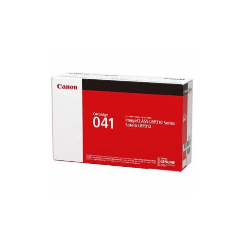 Canon CRG-041 【純正】 トナーカートリッジ041 CRG-041(代引不可)【送料無料】