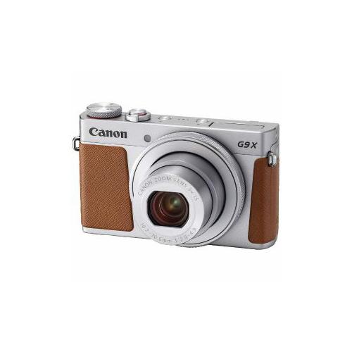 Canon PSG9XMK2SL コンパクトデジタルカメラ PowerShot(パワーショット) G9 X Mark II(シルバー) PSG9XMARKII(代引不可)【送料無料】