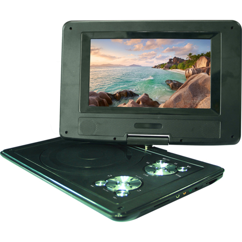 KAIHOU 8インチポータブルDVDプレーヤー KH-DP800 KH-DP800 家電(代引不可)