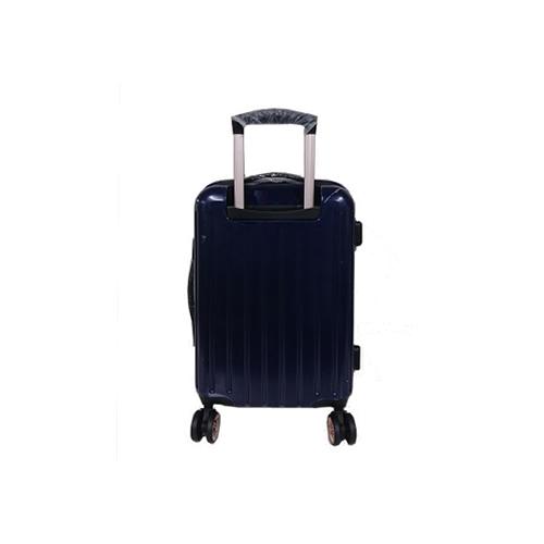 ウイングスカンパニー AIR LINEファスナーハードキャリー ネイビーウッドグレイン AL-5279NVWG 雑貨 ホビー インテリア(代引不可)【送料無料】