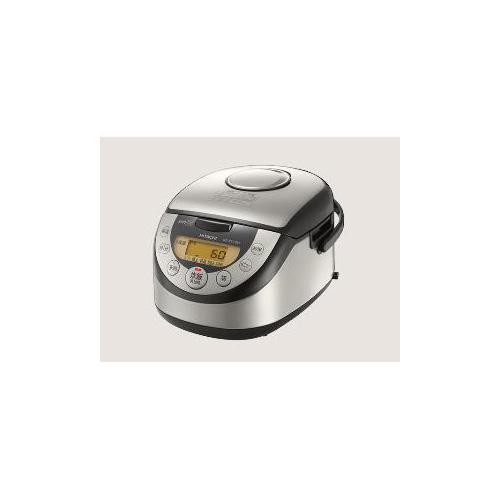 日立 IH炊飯器 5.5合(シルバー) RZ-XS10M-S(代引不可)【送料無料】