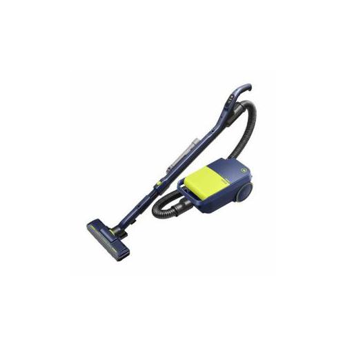 SHARP EC-KP15P-Y 紙パック式クリーナー(自走パワーブラシ) イエロー系(代引不可)