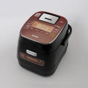 アイリスオーヤマ IHジャー炊飯器3合 銘柄量り炊き KRC-ID30-R(代引不可)【送料無料】
