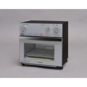 アイリスオーヤマ ノンフライ熱風オーブン FVX-D3B-B(代引不可)【送料無料】