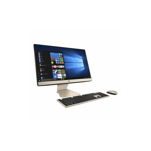 ASUS スリムタイプ液晶一体型パソコン Vivo AiOシリーズ ブラック V222UBK-I5mX110(代引不可)【送料無料】