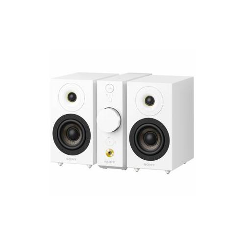 SONY セパレートタイプ Bluetoothスピーカー コンパクトオーディオシステム(ホワイト) CAS-1-WC(代引不可)【送料無料】