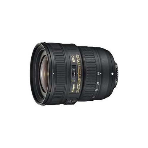 Nikon レンズ AF-S NIKKOR 18-35mm f/3.5-4.5G ED AFS18-35G(代引不可)【送料無料】
