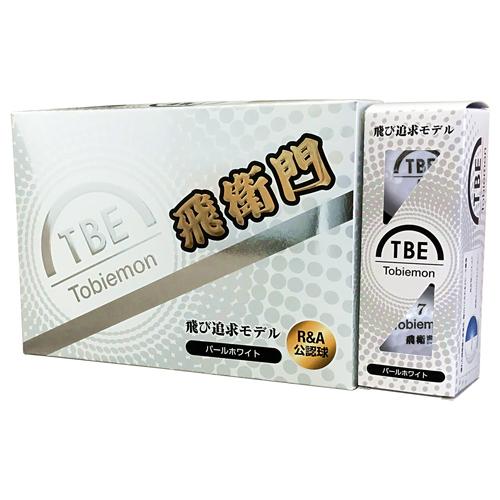 12個セット TOBIEMON 2ピース カラーボール パールホワイト T-B2PWX12 雑貨・ホビー・インテリア 雑貨 雑貨品 T-B2PWX12(代引不可)【送料無料】
