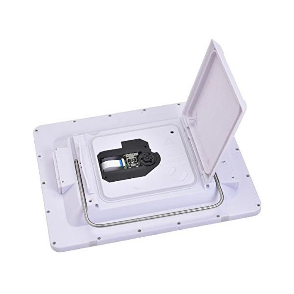 AVOX 12.5インチポータブルDVDプレーヤー 生活防水(IPX6相当) AWDP-1250MW(代引不可)