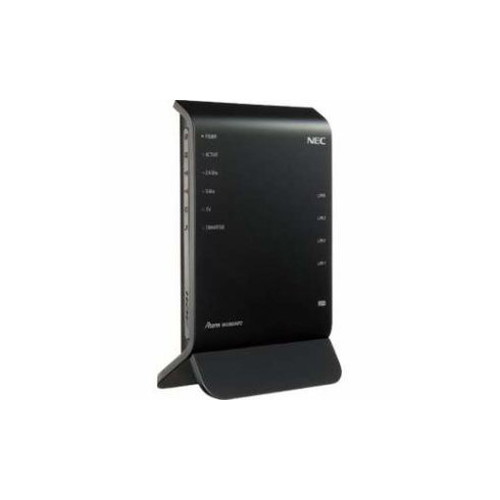 送料無料 NEC 11ac対応 1300+600Mbps 無線LANルータ SALE ネットワーク機器 代引不可 無線LANブロードバンドルーター 在庫処分 親機単体 PA-WG1900HP2