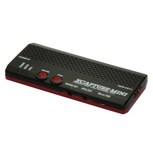 マイコンソフト SDメモリーカード対応PCレス 小型キャプチャー ユニット XCAPTURE-MINI DP3913544 DP3913544 パソコン(代引不可)【送料無料】