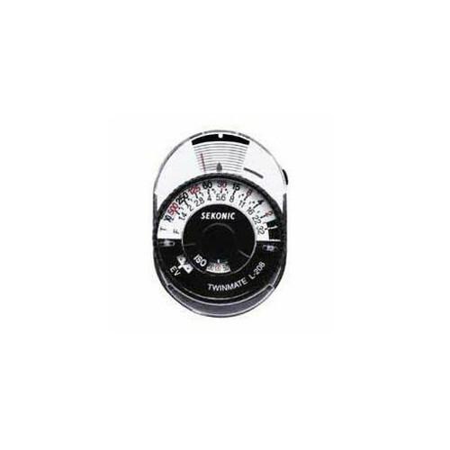 SEKONIC ツインメイト露出計 L208 雑貨 ホビー インテリア 雑貨 雑貨品 SEKONIC(代引不可)【送料無料】