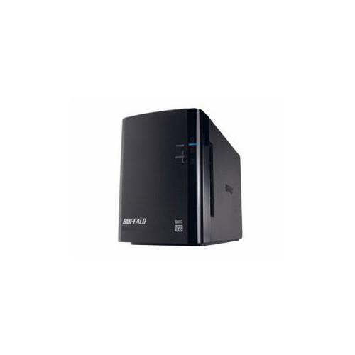 BUFFALO バッファロー ミラーリング機能搭載 USB3.0用 外付けハードディスク 2ドライブモデル 6TB(代引不可)【送料無料】