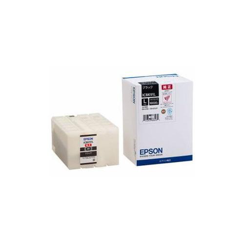 EPSON インクカートリッジ ICBK91L パソコン パソコン周辺機器 インク EPSON(代引不可)【送料無料】