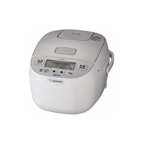 象印 小容量マイコン炊飯ジャー 3合炊き ホワイト NL-BC05-WA(代引不可)【送料無料】